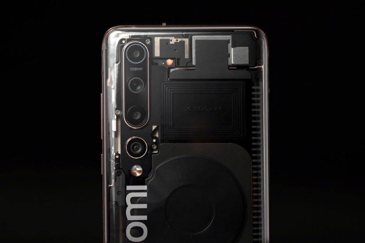 Xiaomi Mi 10 Explorer Edition Bild4