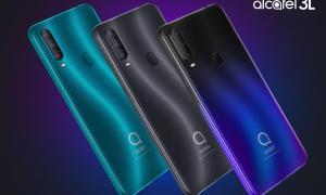 Alcatel 3l 2020 Colors