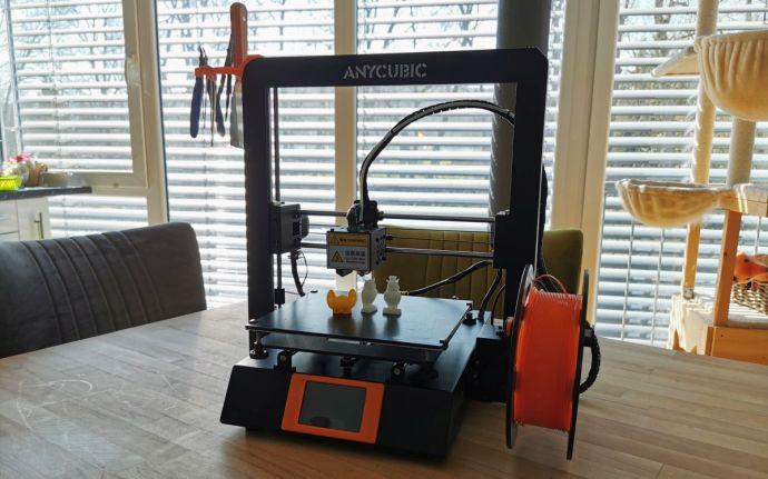 Anycubic Mega S Drucker Modifikationen