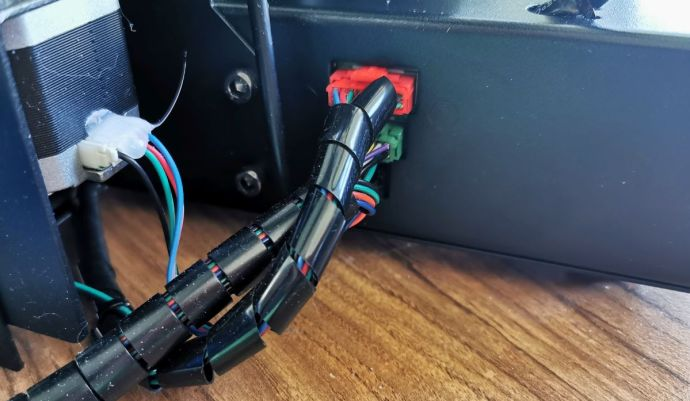 Anycubic Mega S Kabel