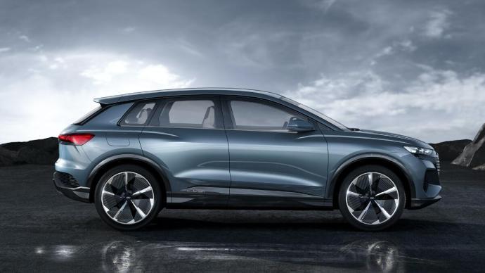 Audi Q4 E Tron Konzept