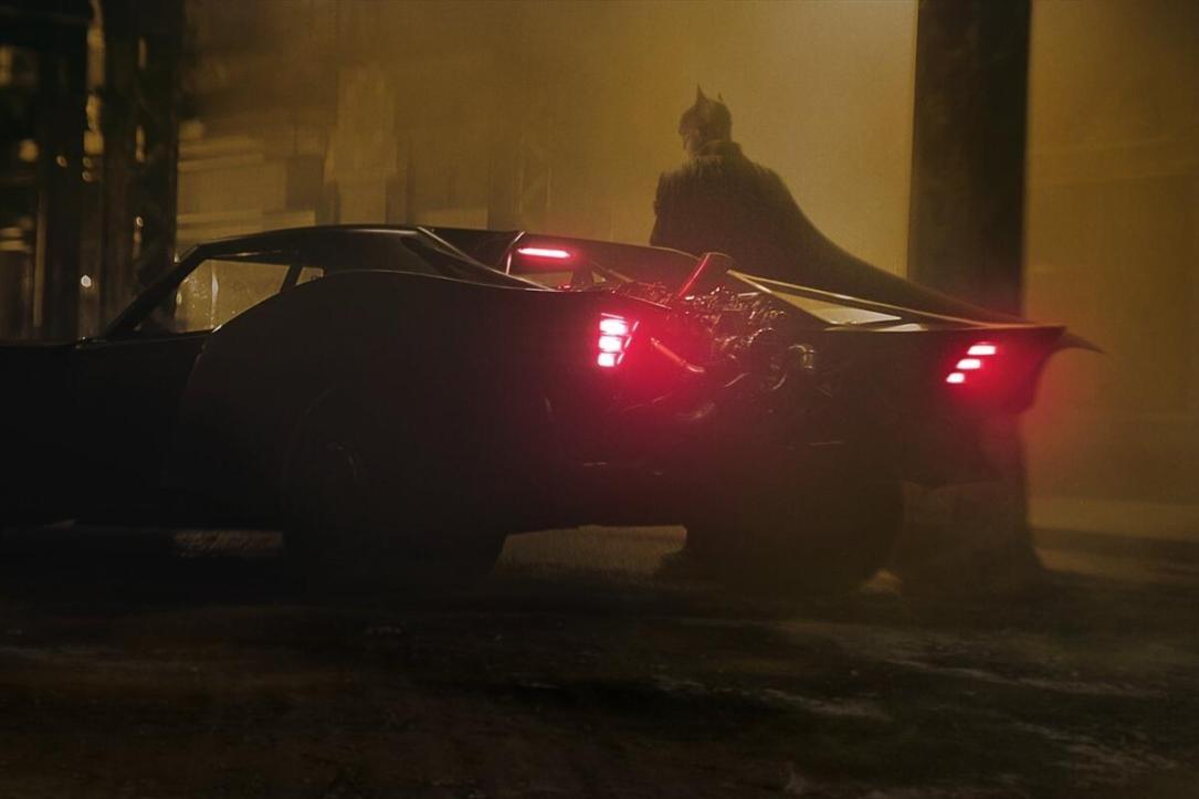 Batman Film Header