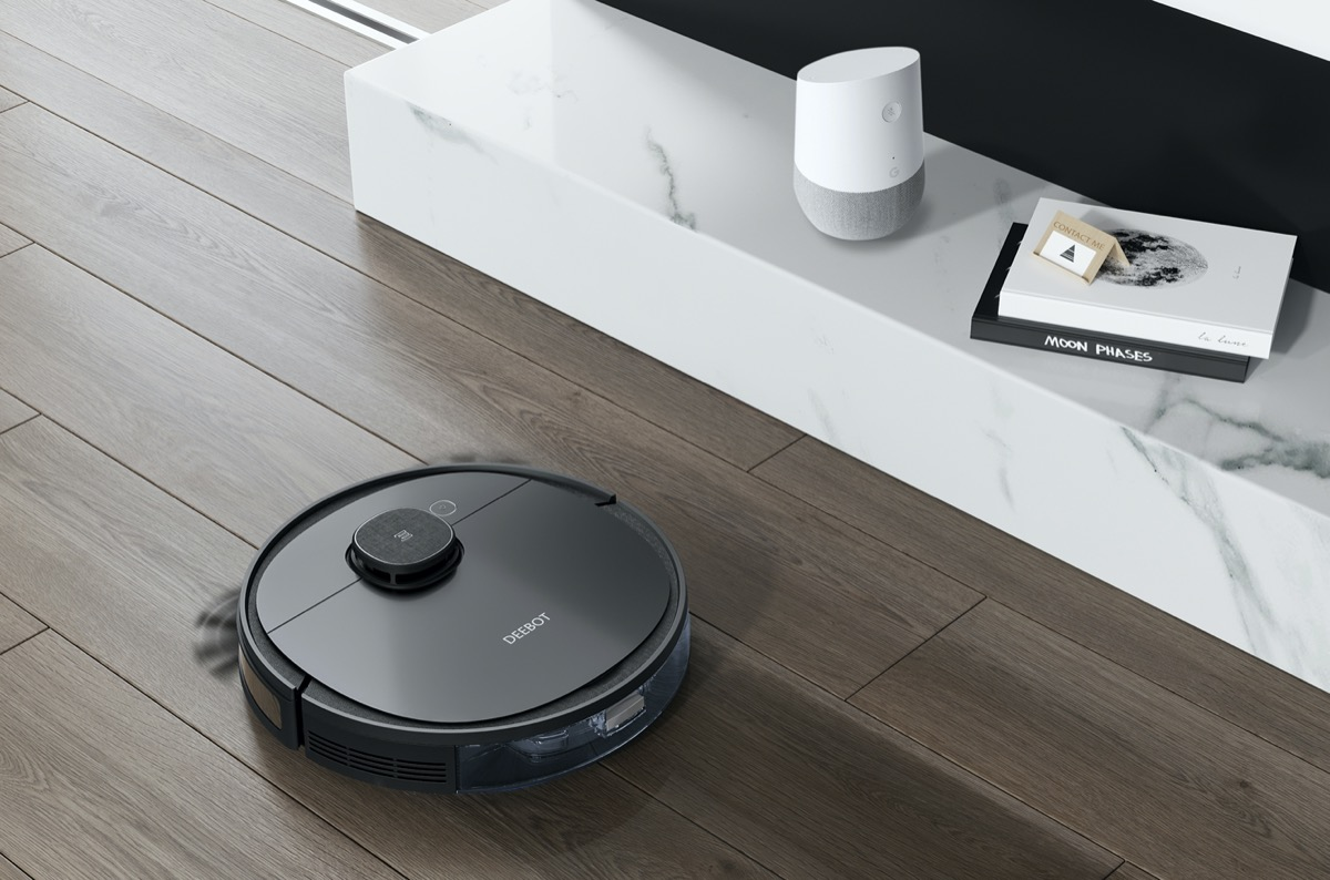 Deebot Ozmo 950 Smart Home