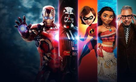 Disney Filme Serien Header
