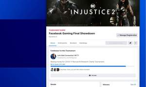 Facebook Gaming Tournaments 1