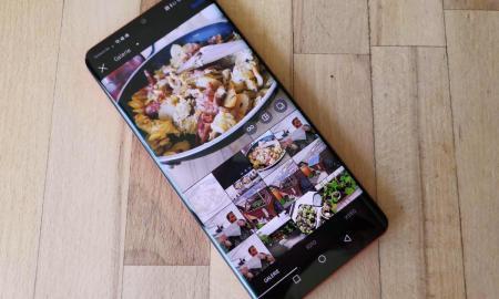Hauwei P30 Pro Instagram