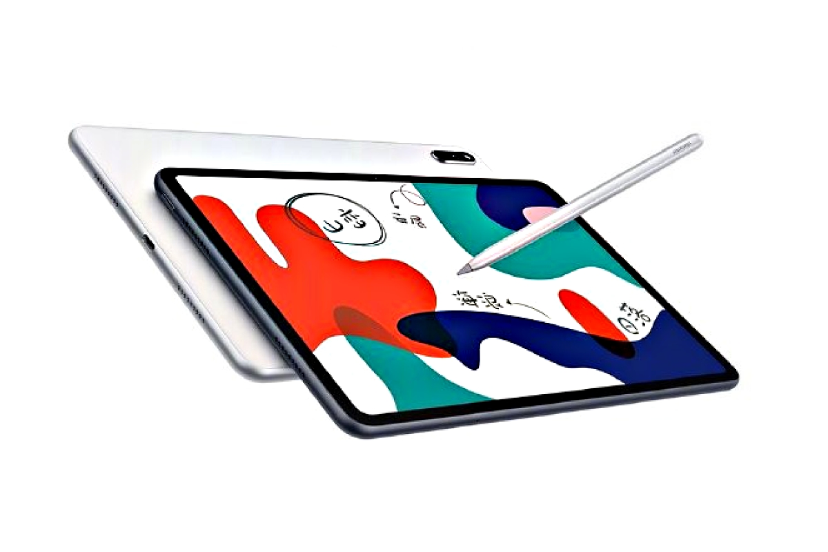 Huawei Matepad Header