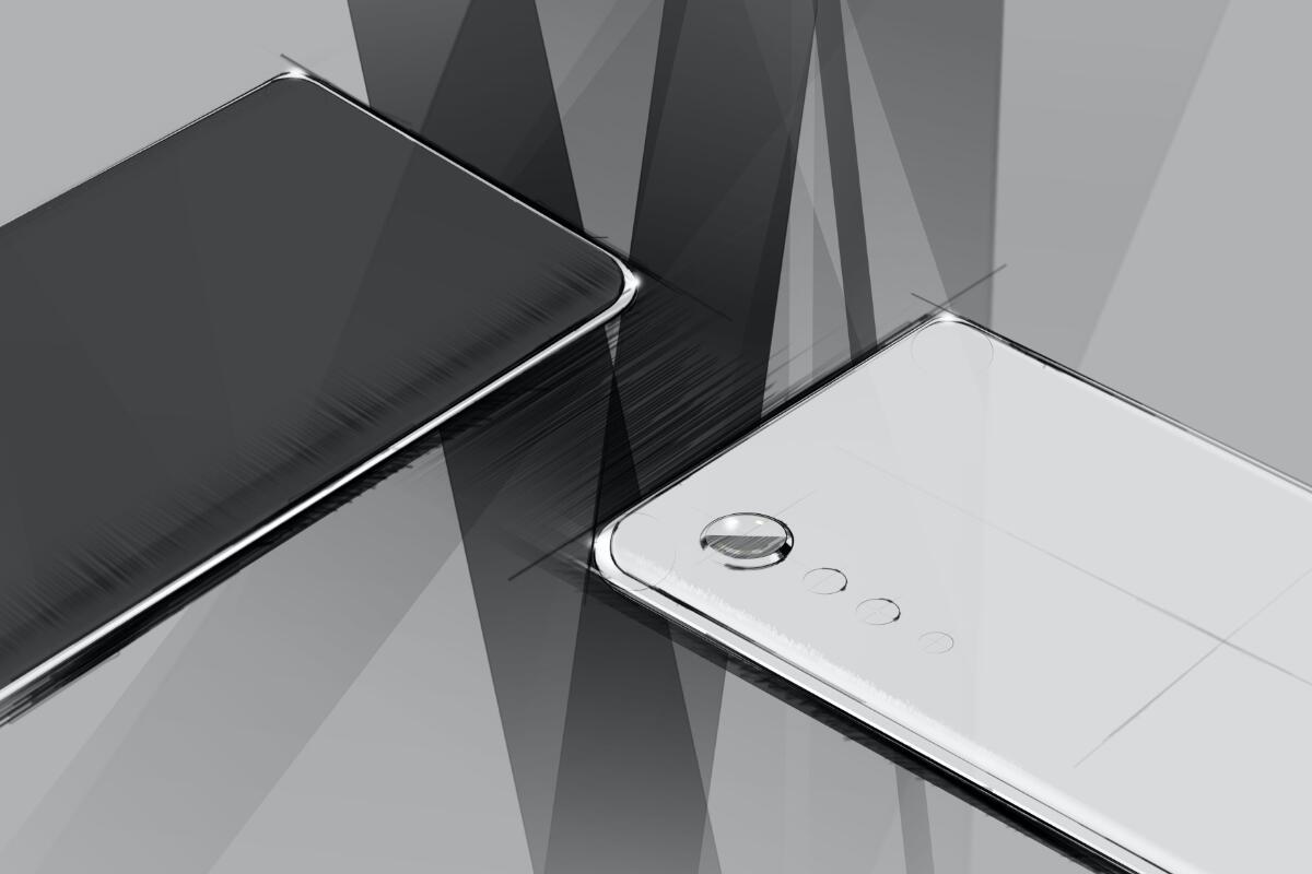 Lg Smartphone Design Header