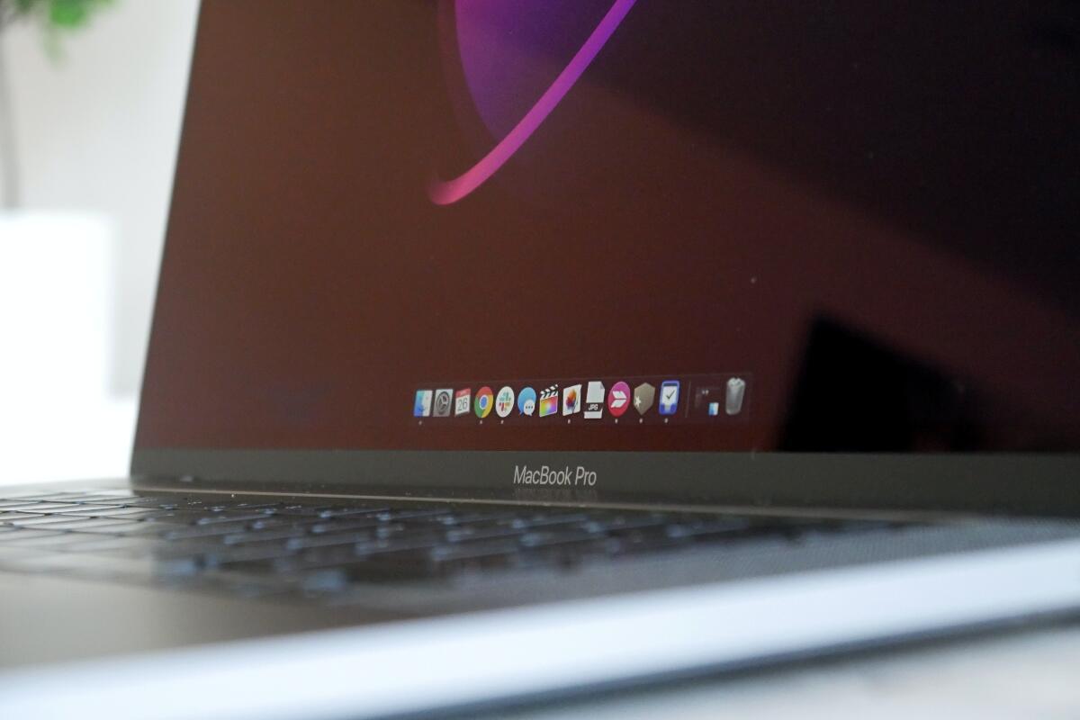 Macbook Pro Detail