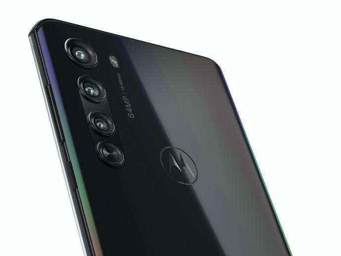 Motorola Edge Kamera