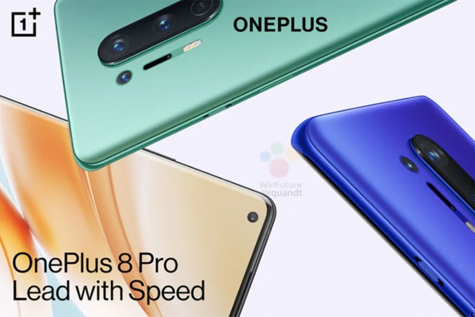 Oneplus 8 Pro Marketing