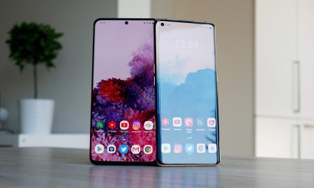 Samsung Galaxy S20 Ultra Oppo Find X2 Pro Header
