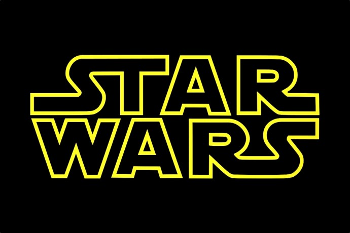 Star Wars Logo Header