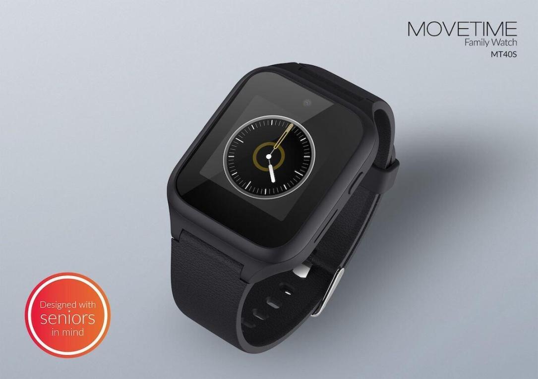 Tcl Movetime Senior Smartwatch