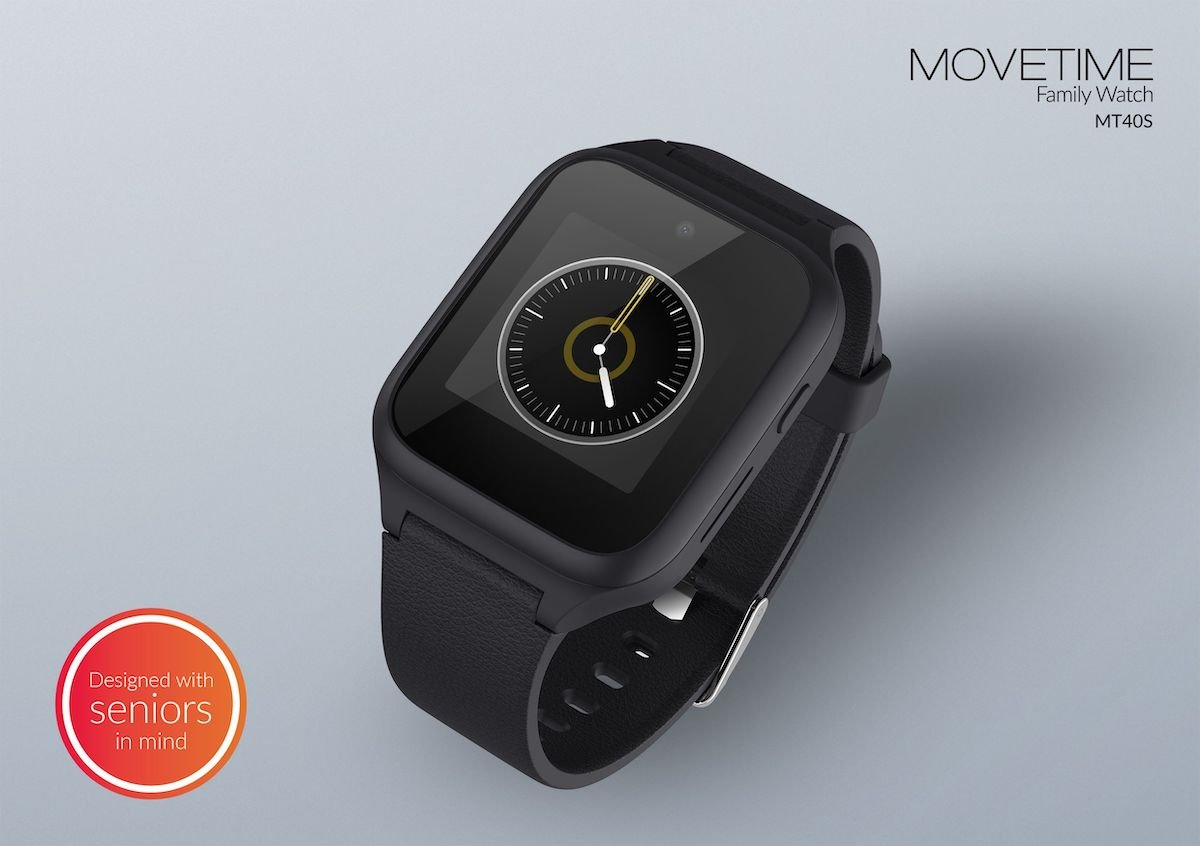 Tcl Movetime Senior Smartwatch