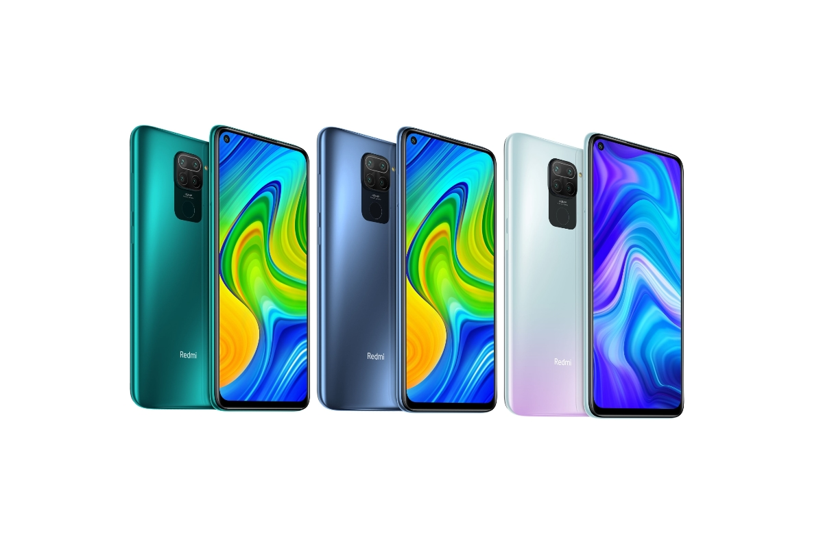 Xiaomi Redmi Note 9 Header