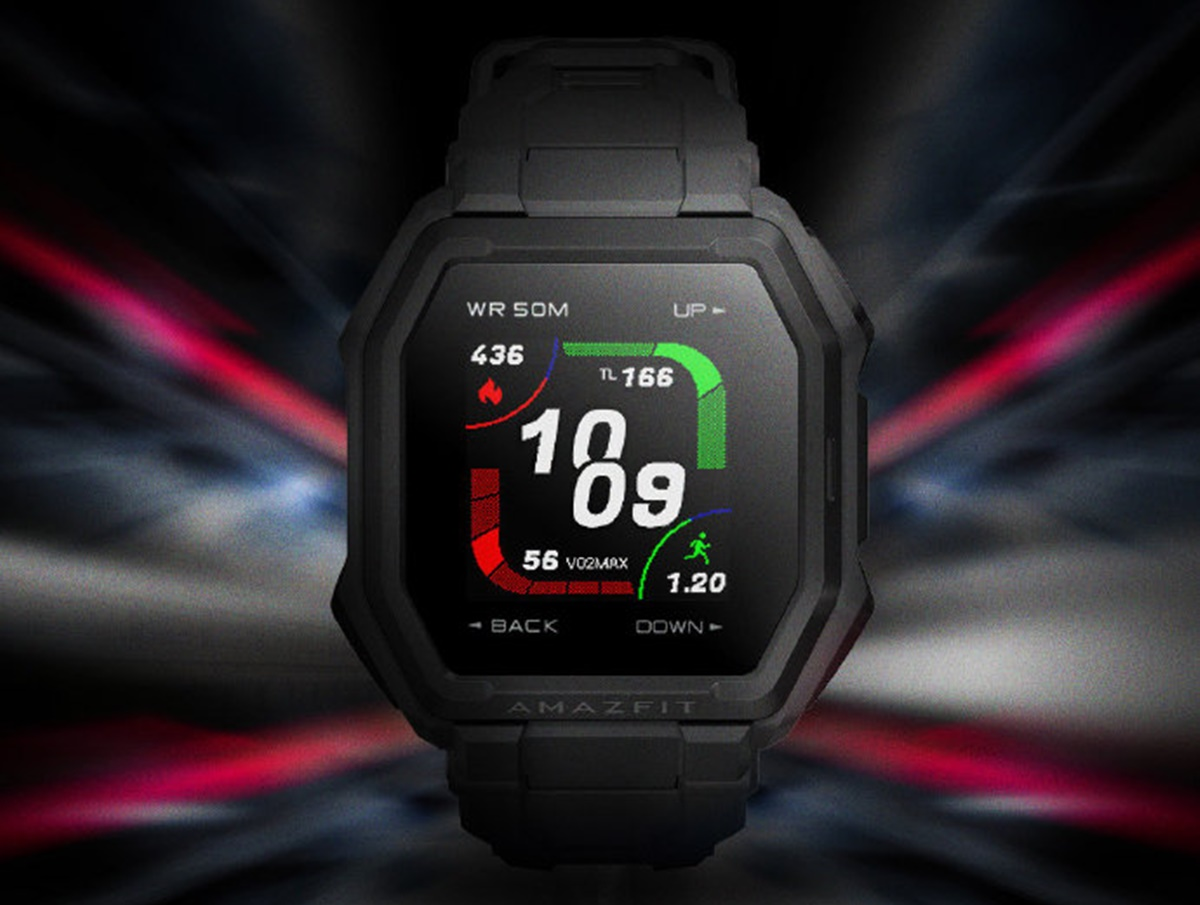 Amazfit Ares Teaser