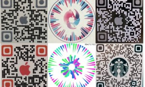 Apple Qr Ar Codes