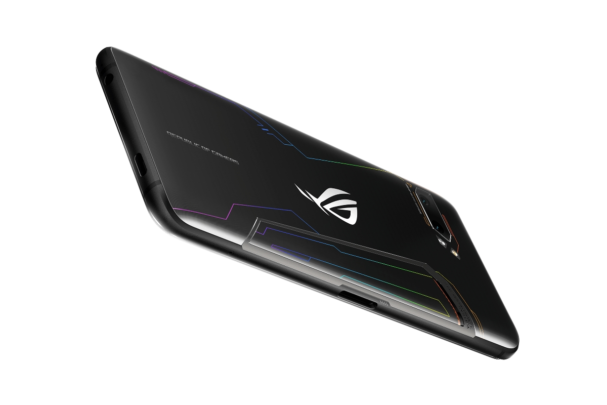 Asus Rog Phone Header