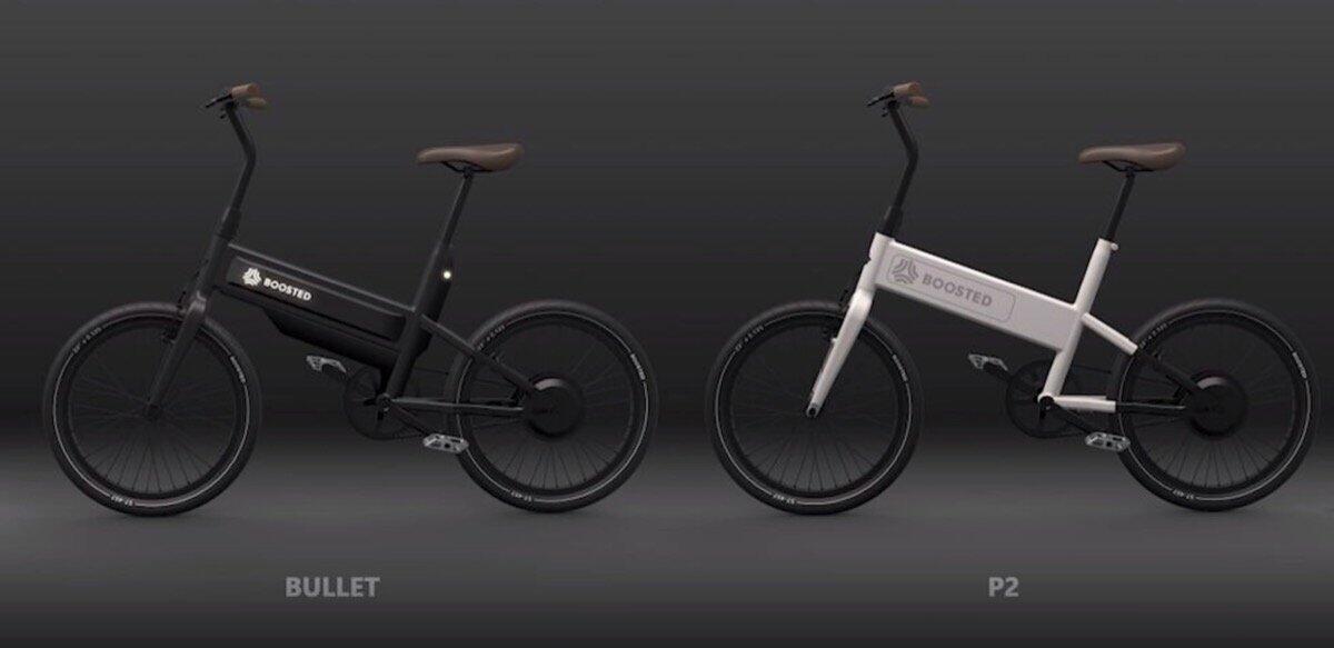 Boosted E Bike