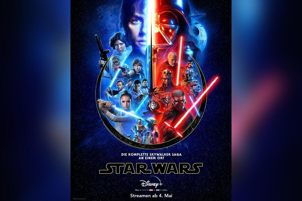 Disney Star Wars Poster