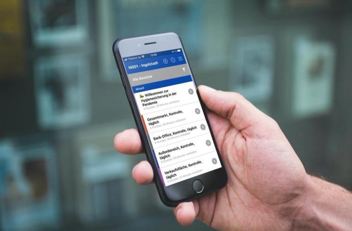 Mediamarktsaturn Deutschland Startet Als Erster H Ndler Mit T V S D Hygiene App Covid 19