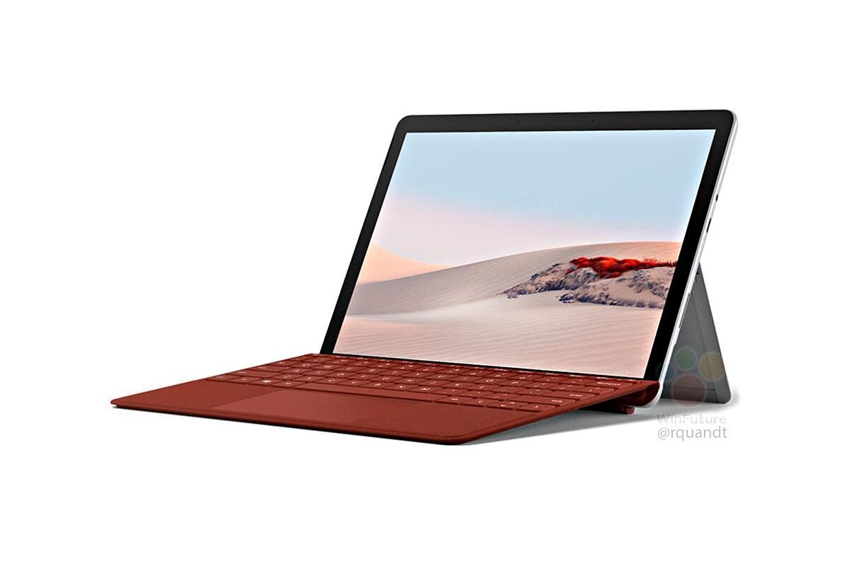 Microsoft Surface Go 2 Leak Header
