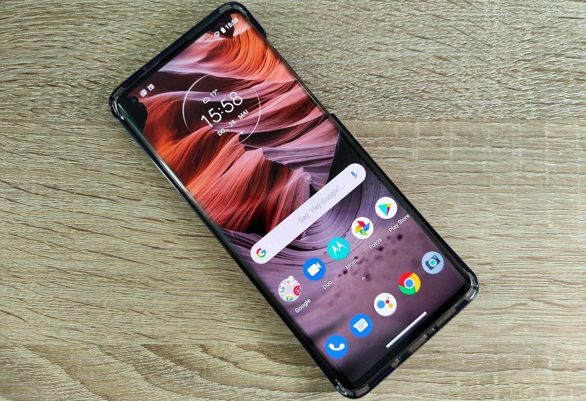 Motorola Edge Display