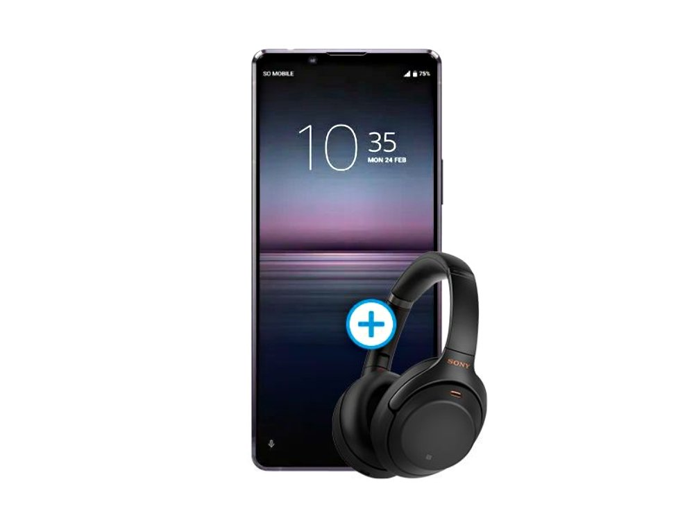 Sony Xperia 1 Ii Bundle