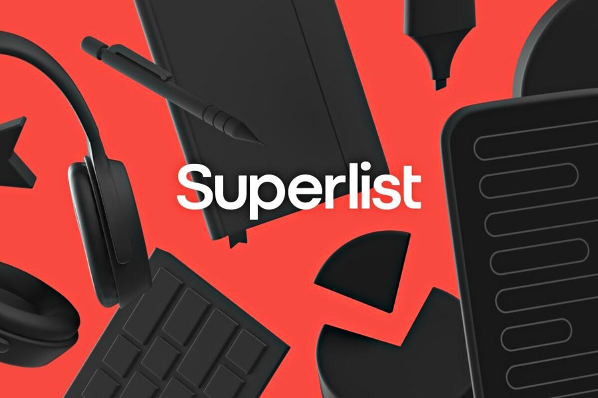 Superlist Header