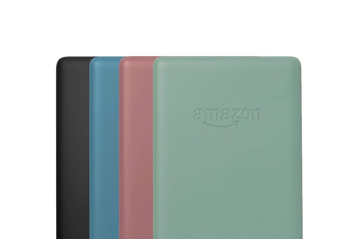 Amazon Kindle Paperwhite Header