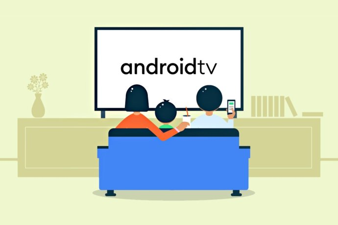 Android Tv Header