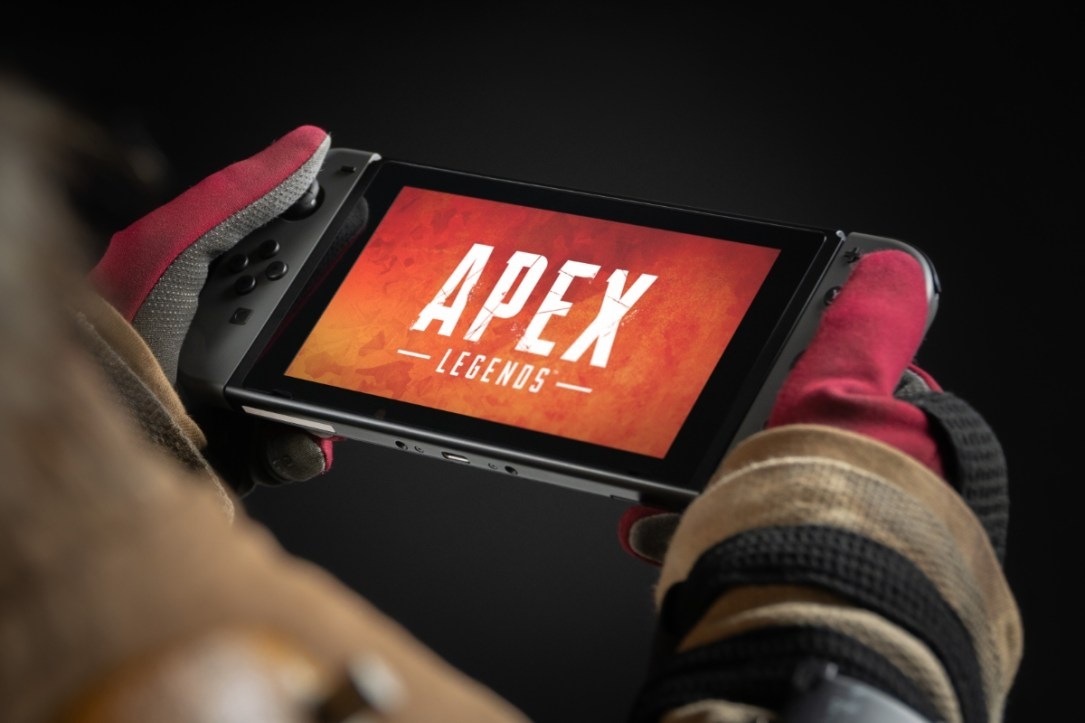 Apex Legends Nintendo Switch Header