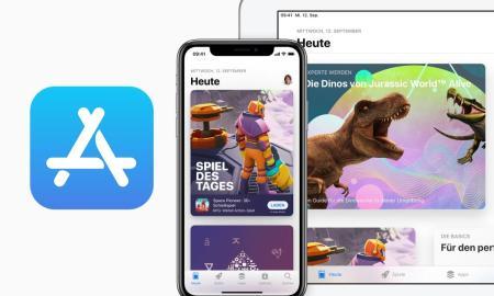 App Store Apple Header