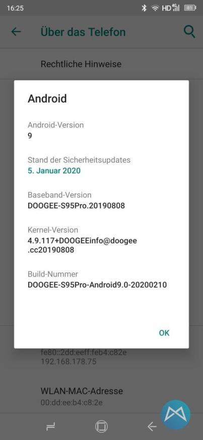 Doogee S95 Pro Screenshots (1)