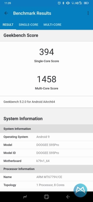 Doogee S95 Pro Screenshots (10)