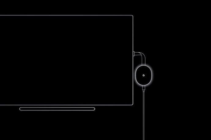 Google Sabrina Dongle Android Tv
