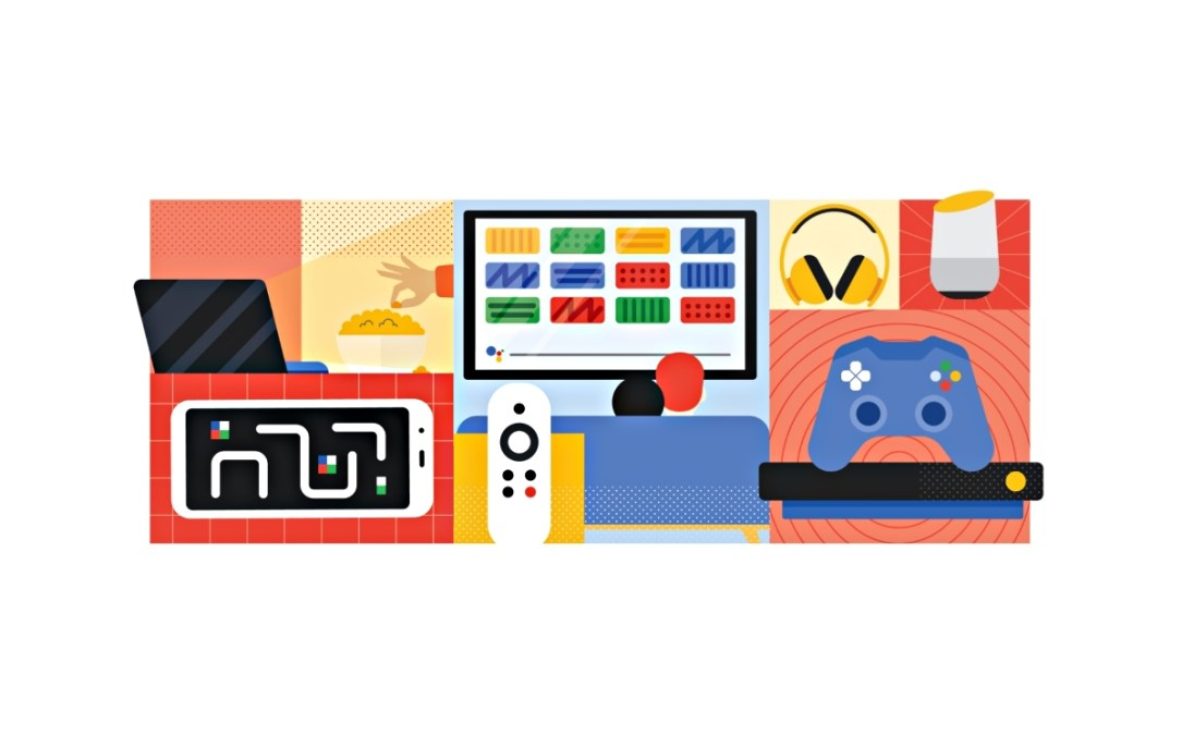 Google Smart Home Event Header