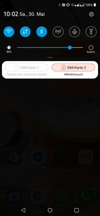 Lg K61 Notifications