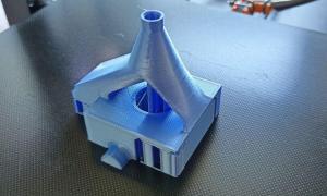 Ortur Lasermaster 15w Air Mod Printed