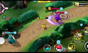 Pokemon Unite Screen4