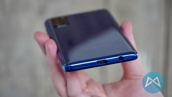 Samsung Galaxy A41 Anschluesse