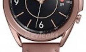 Samsung Galaxy Watch 3 Bronze