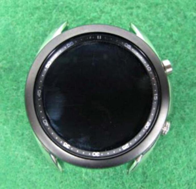 Samsung Galaxy Watch 3 Front Leak