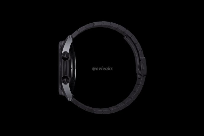 Samsung Galaxy Watch 3 Titan Leak