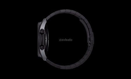 Samsung Galaxy Watch 3 Titan Leak