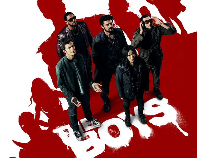 The Boys S2 Amazon