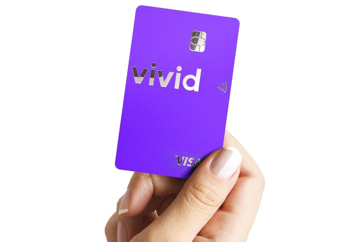 Vivid Card