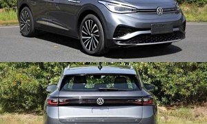 Vw Id4 Gtx Leak
