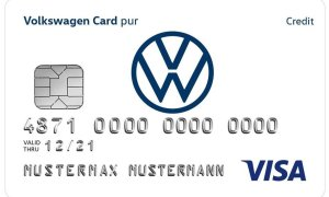 Vw Visa Card Pur